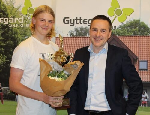 Årets Juniorspiller – 2017 – Mikkel Østergaard