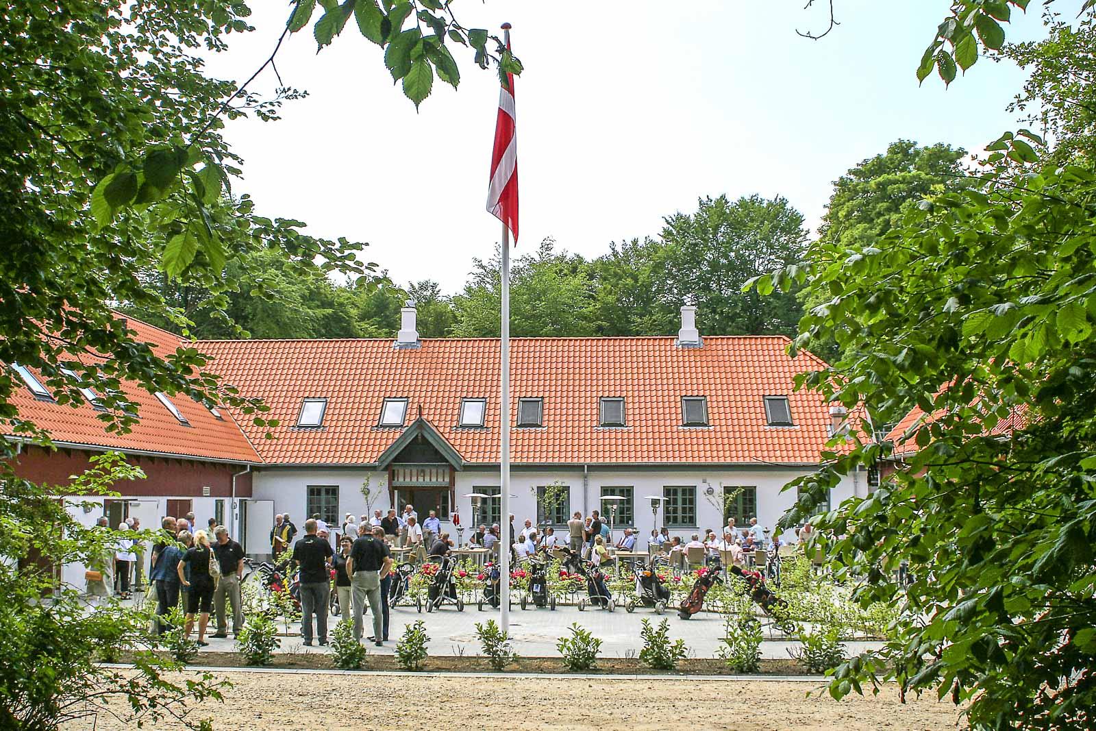 Klubhus Gyttegård Golf Klub
