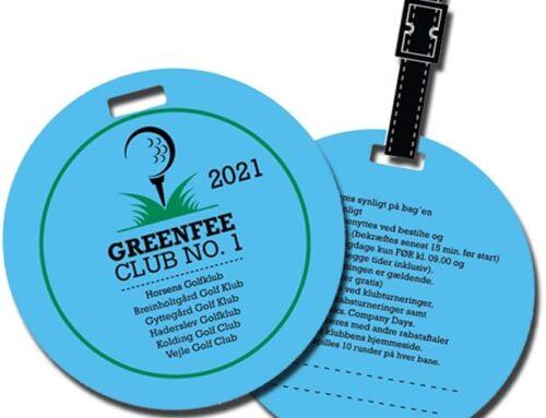 Greenfee Club No1