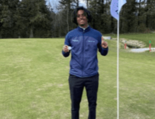 Hole in one – hul 17