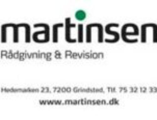 Mens Section – Match 16. september – MARTINSEN Rådgivning & Revison
