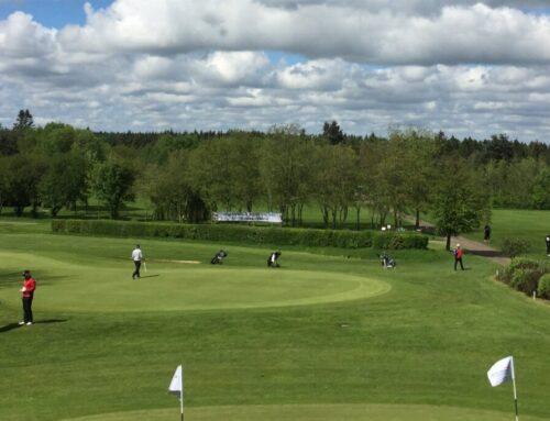 2 raske dage i Gyttegård Golf Klub