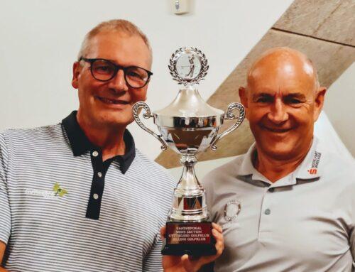 Mens Section – Match 9. september – Venskabsmatch mod MS Jelling Golf Klub