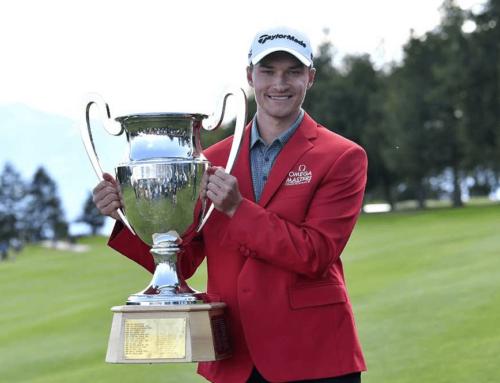 Omega European Masters Champion 2021